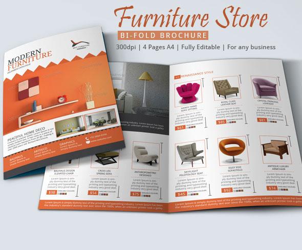 Furniture Brochure