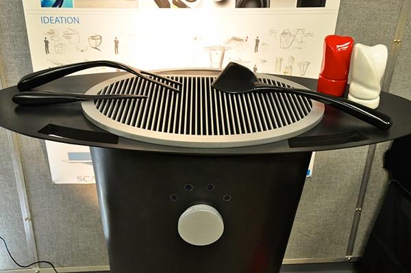 bang olufsen bbq grill prototype on scad portfolios. Black Bedroom Furniture Sets. Home Design Ideas