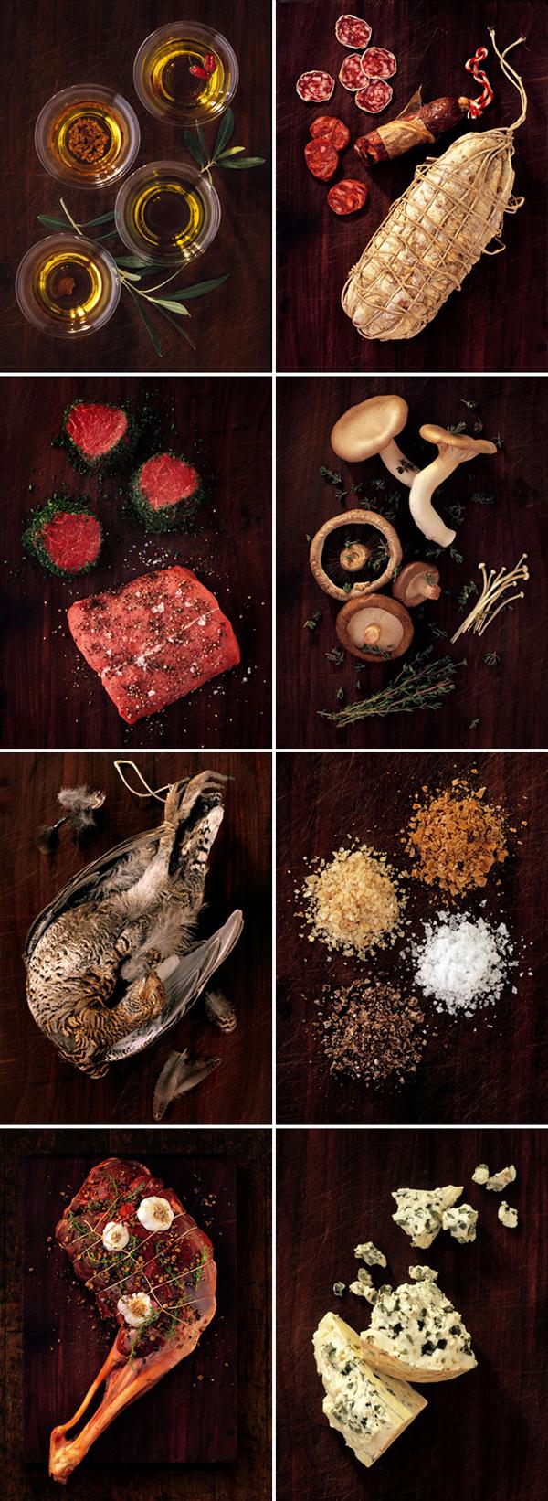 identity gourmet Food