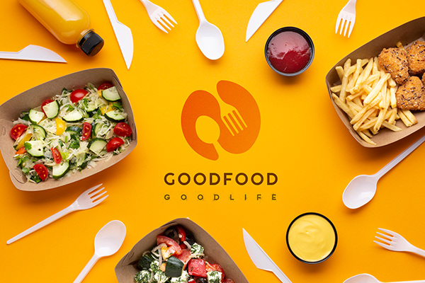 RERSTAURANT LOGO | ABSTRACT LOGO | FOOD LOGO