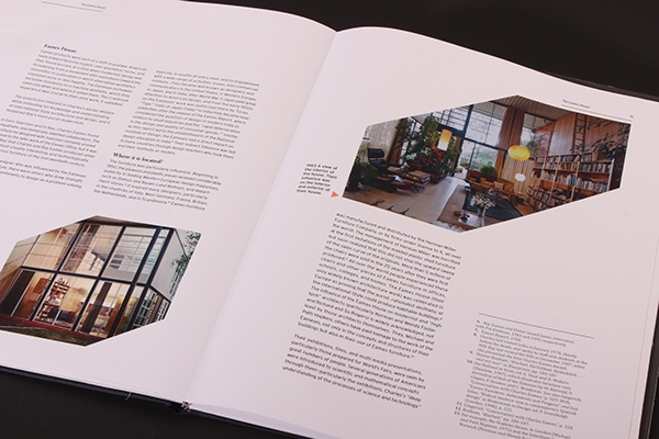 Ordinaire Designed A Coffee Table Book About Charles And Ray Eames. Went With The  Simplistic And Angular Design To Represent Many Of Their Designs.