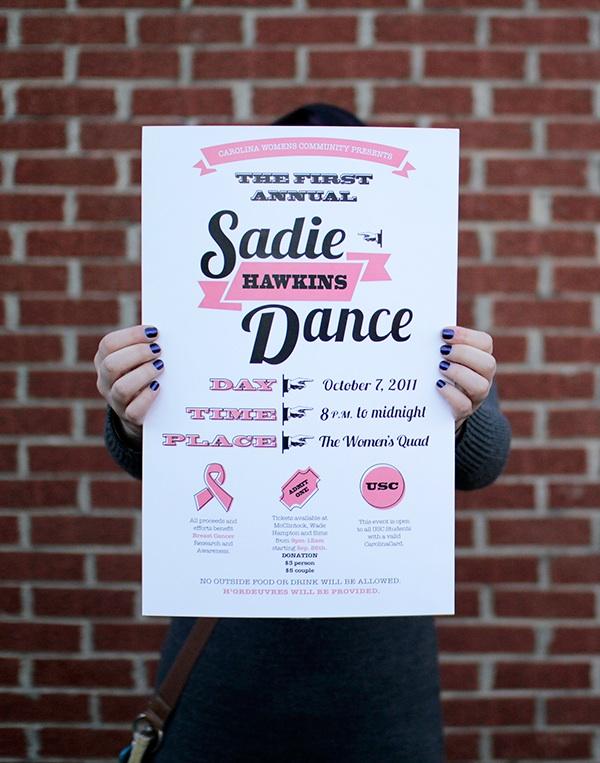 Asking To Prom Pinterest Sadie Hawkins Dance on...