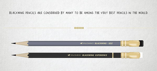 Blackwing Experience on Behance