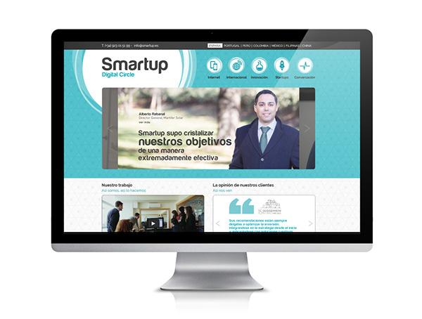Smartup Web Site