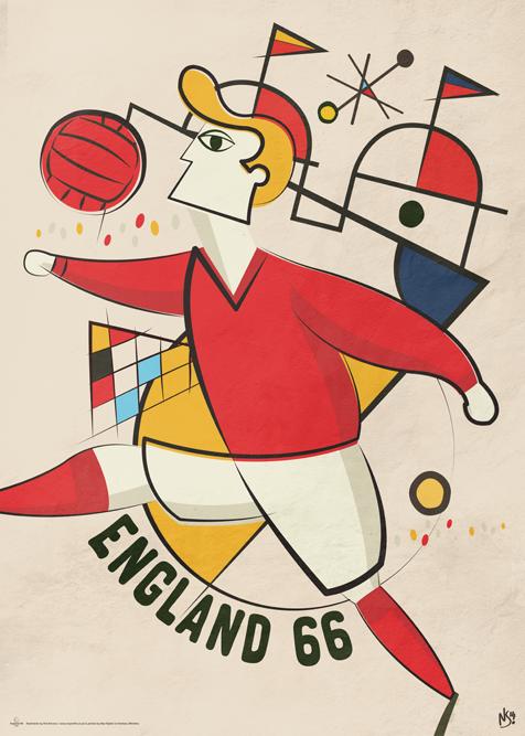 Vintage World Cup 80