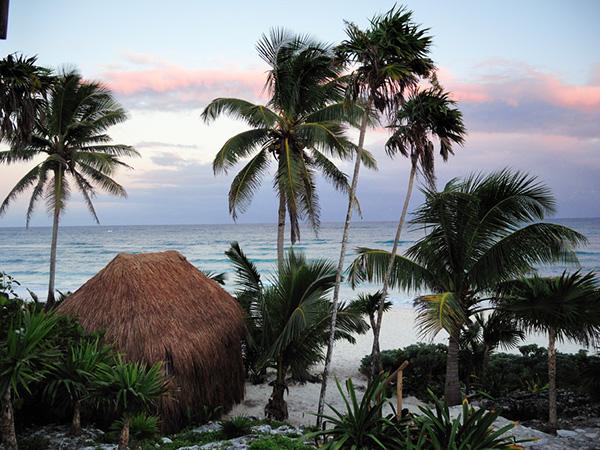 Papaya playa a design hotels project tulum mexico on behance for Design hotel tulum