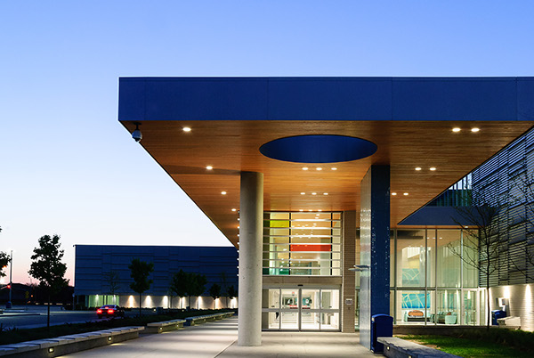 Brampton Soccer Centre On Behance