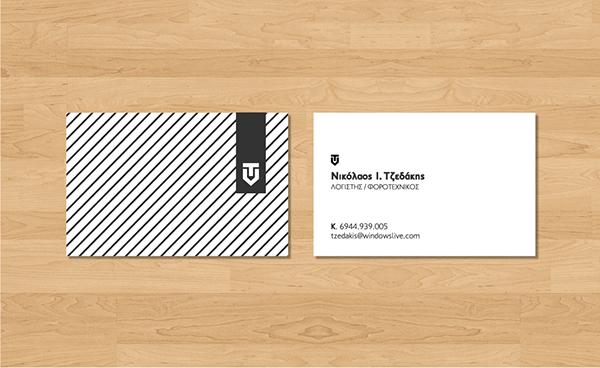 Nikolaos tzedakis accountant tax consultant on behance thank you colourmoves