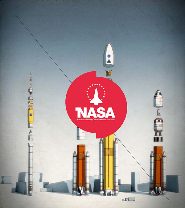 NASA REDESIGN on Student Show