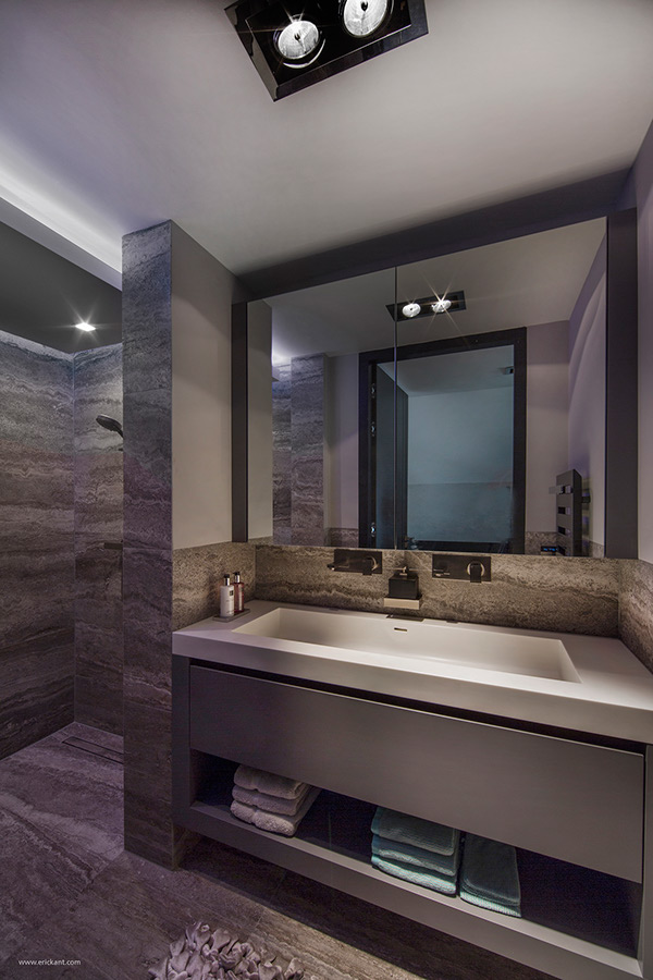 Manor house renovation on behance for Luxury contemporary bathrooms