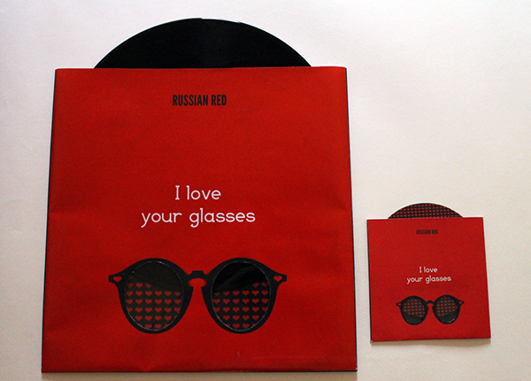 Love Your Glasses Russian Red 117