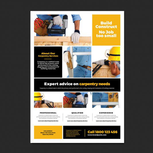 30 Best Free Business Flyer and Brochure Templates in