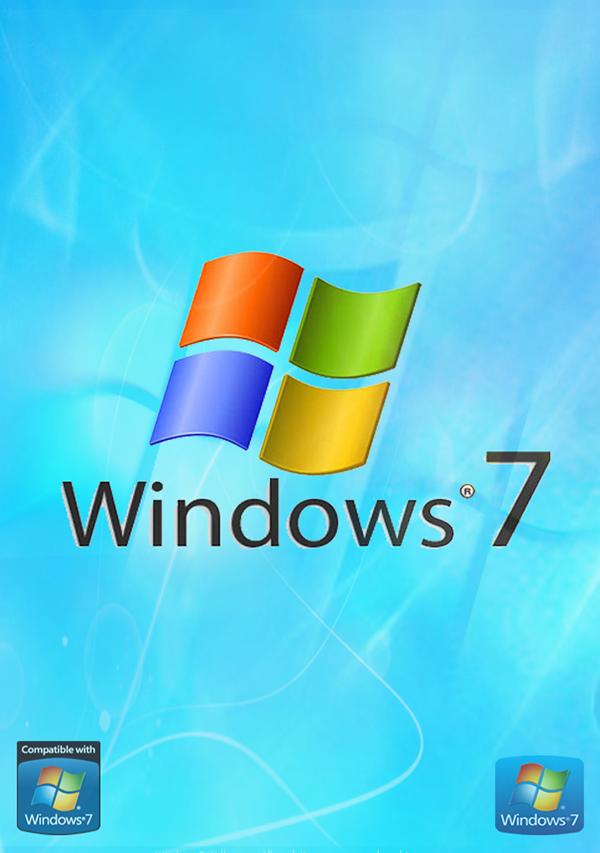 Windows 7 !! (poster, CD,    ) on Behance