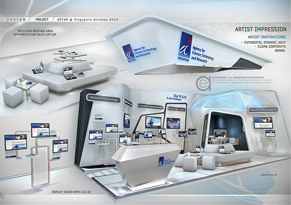 Exhibition Booth Proposal : Exhibition design special booth on behance