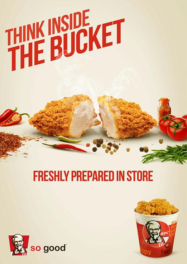 KFC Equity Campaign on Behance