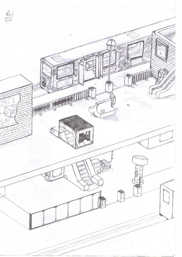 dessin,metro,city,print,draw
