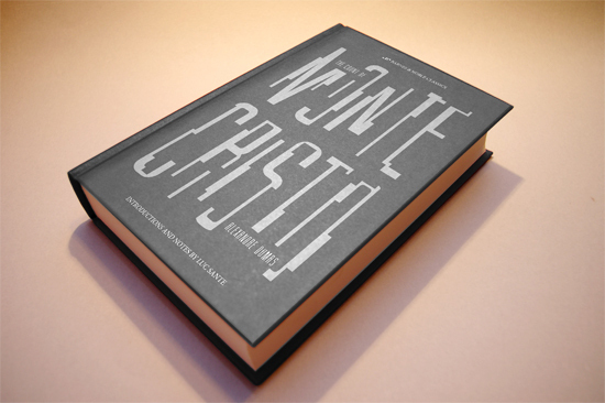 The Count of Monte Cristo Book Cover on Behance
