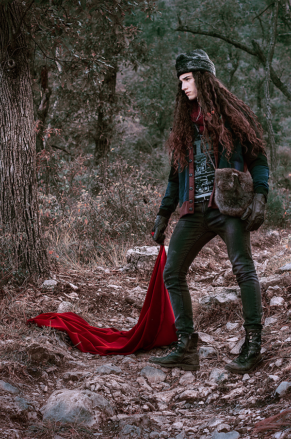 The fall of little red riding hood all parts