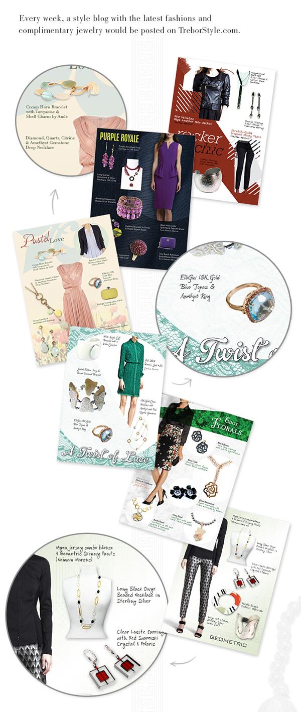 Treborstyle Jewelry Fashion Accessories On Ringling Portfolios