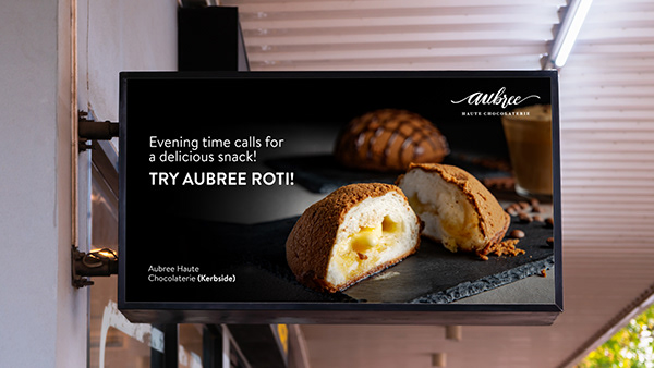 Aubree Haute Chocolaterie | BIAL @ OneAndOnlyDesign
