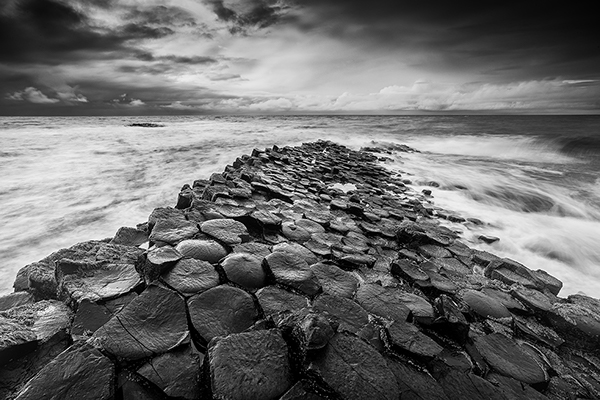 Irish Black And White Landscape Photography