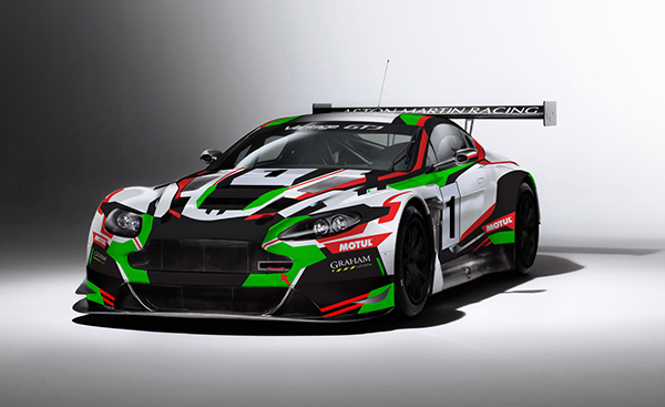 Craft Racing Amr 2013 Quot New Car Quot Livery On Behance