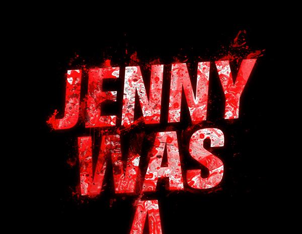 Jenny Was A Friend Of Mine On Behance