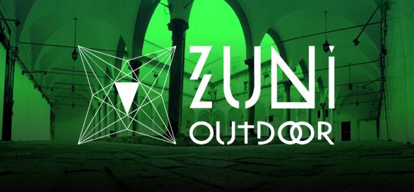 Zuni Outdoor / logo design on Student Show