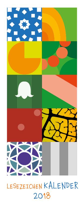 Adobe Portfolio Lesezeichen Abstrakte Gestaltung Monatsthemen kalender
