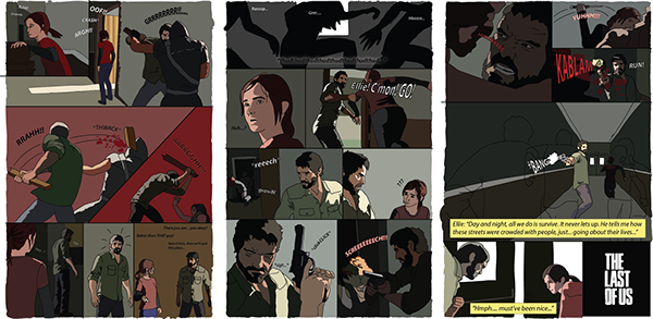 Image result for storyboard for comic