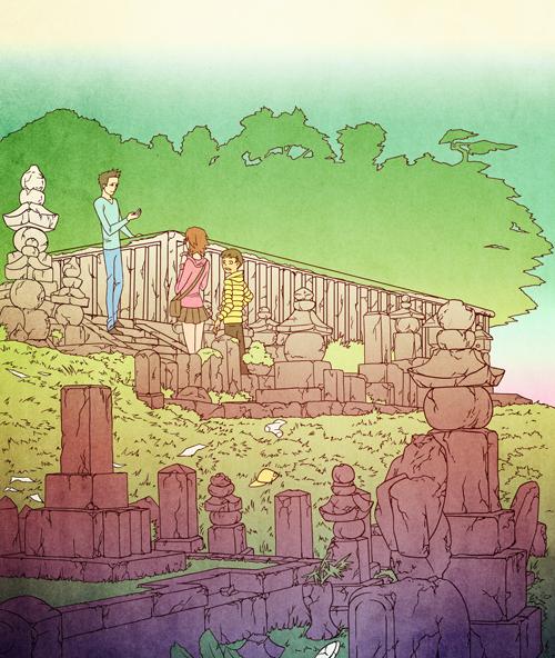anime japanese ukiyo-e