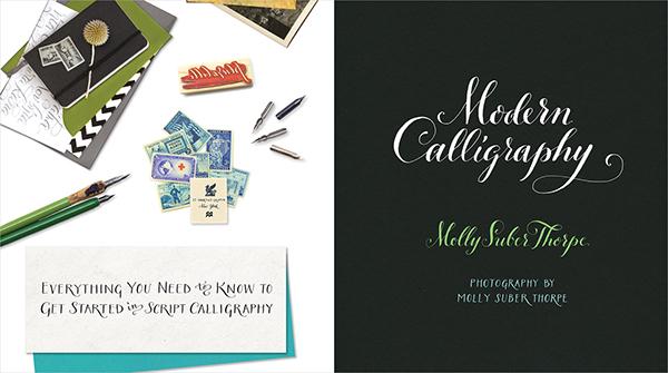 Modern Calligraphy On Behance