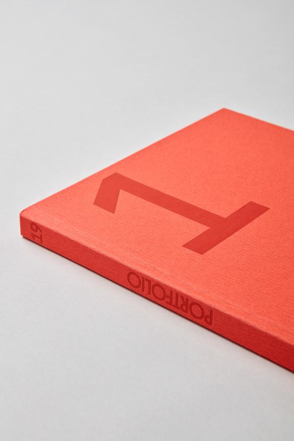 有創意感的47套作品集portfolio欣賞