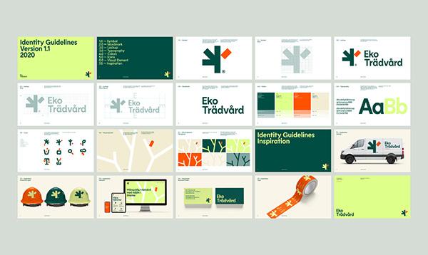 Eco Tree Care — Visual Identity