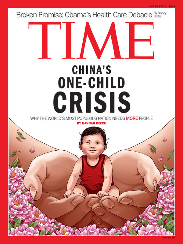 Illustration pour le TIME Magazine