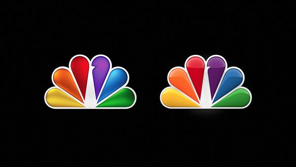 NBC Peacock on Behance