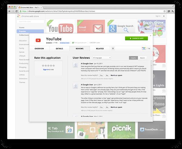 google Chrome Store GOOGLE CHROME