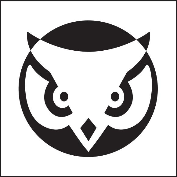Owl Symbol Design On Behance