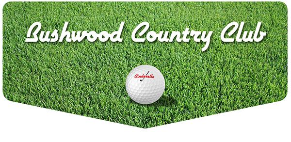 bushwood country club on behance