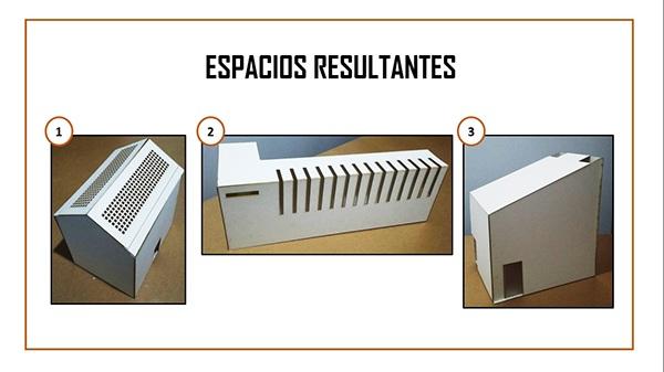 TCII Ej4 Caja de luz on Los Andes Portfolios