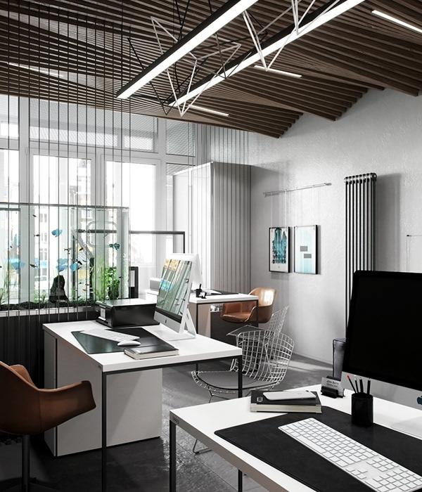 有獨特感的47個辦公室設計欣賞