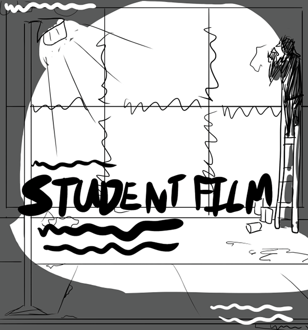 film poster poster indie film indie film poster Digital Collage