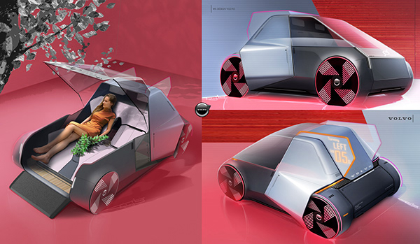 Volvo Dalahorse Concept Car
