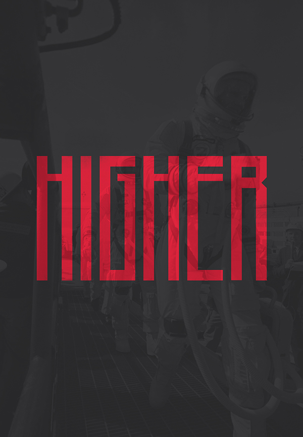free font Typeface type typo condensed download Display bold san serif freebie student project higher art deco letters