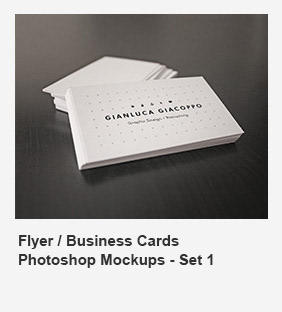 Realistic Stationery Mock-Up Set 1 - Corporate ID - 27
