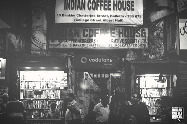 how to make black coffee india