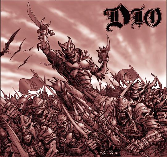 DIO - Killing The Dragon on Behance
