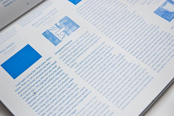 magazine Montreal Quebec Canada print edition Pica