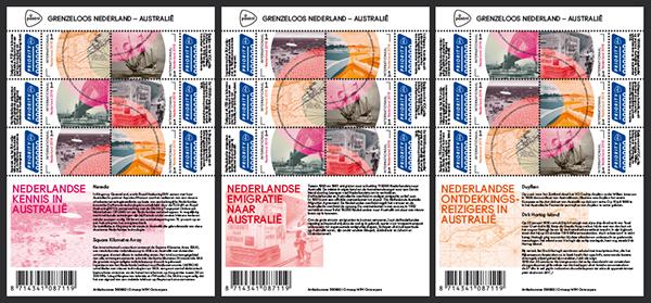 PostNL – Grenzeloos Nederland - Australië
