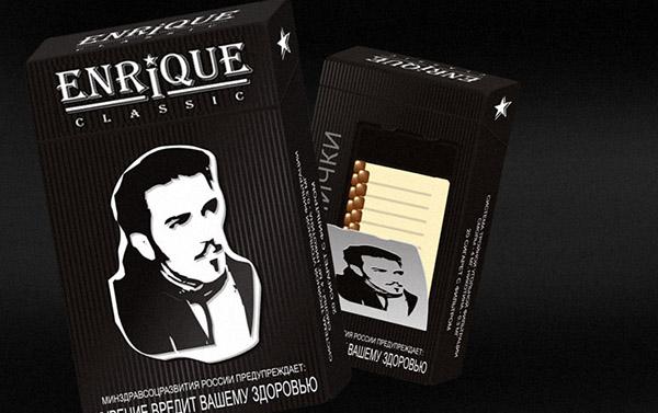 Enrique cigarettes